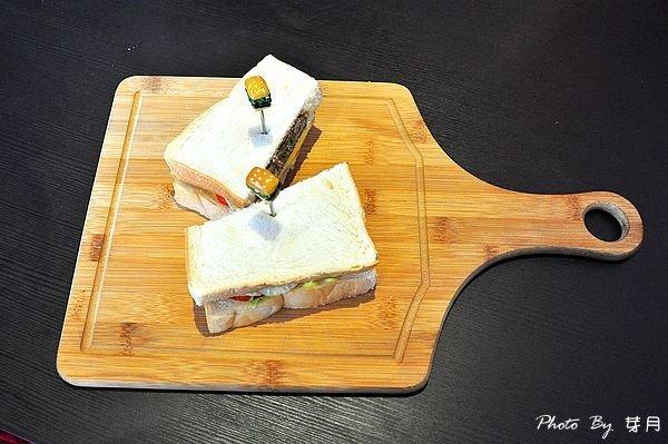 平鎮南勢美食3.2oz手作三明治