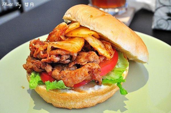 羅東馬克Brunch早午餐手工漢堡