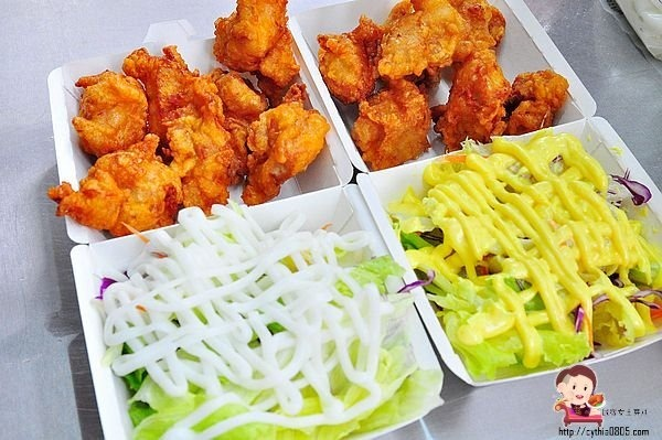 礁溪德陽宮美食雞啃沙拉山葵