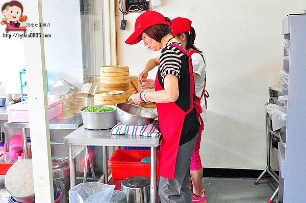 平鎮山仔頂美食唐辰小籠包中式早餐
