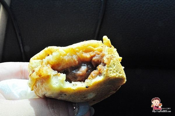 宜蘭二顆十元的宜大紅豆餅