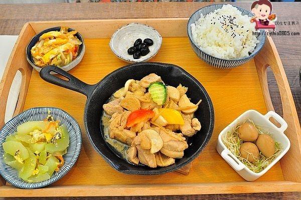 宜蘭美食初熟果子鐵鍋煎餅