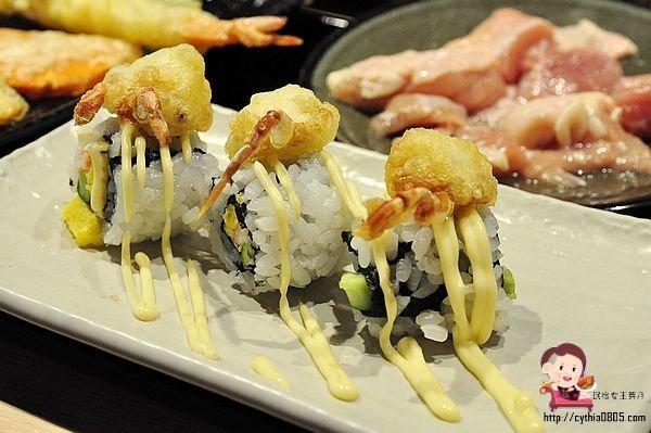 中壢家樂福和食さと日式料理吃到飽