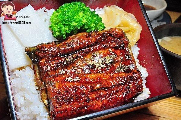 桃園市美食河原町台灣鰻魚丼
