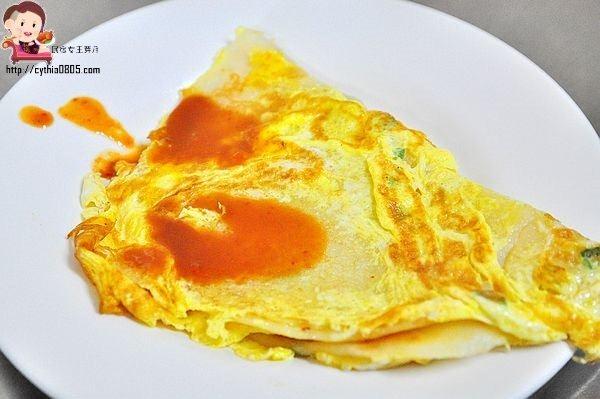 宜蘭五結美食-力丸早點-在地人都愛的早餐店,粉漿蛋餅必點必點/監理站/古早味/手工/中式早餐/老店/在地人 @民宿女王芽月-美食.旅遊.全台趴趴走