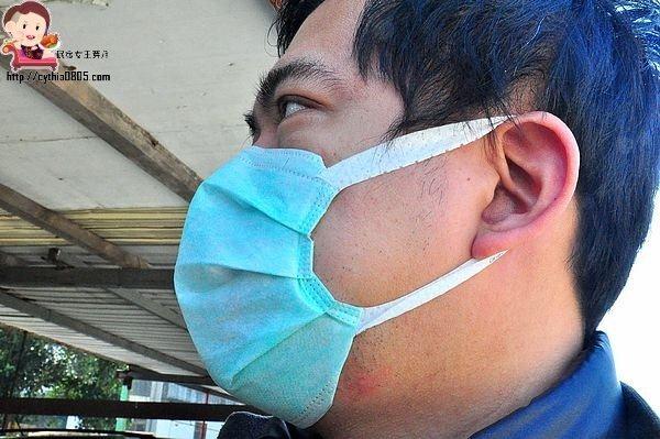 團購–康乃馨PM2.5 Z摺口罩–空氣汙染太嚴重,挑個適合自己的口罩吧/千轡企業/PM2.5/Z摺/霧霾/ @民宿女王芽月-美食.旅遊.全台趴趴走