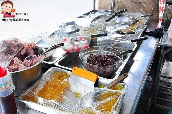 桃園市美食推薦-和平路15號黑糖冰-獨特桂花釀黑糖冰,銅板美食啊 @民宿女王芽月-美食.旅遊.全台趴趴走