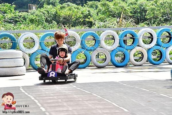 新北市三峽-咩咩卡丁車樂園-親子卡丁車太有趣了,2歲小娃兒也可以玩哦!! @民宿女王芽月-美食.旅遊.全台趴趴走
