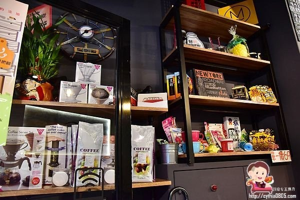 桃園南崁美食-ML73 CAFE-社區裡面的小小咖啡廳,有好喝的漸層飲料跟好好拍乾燥花哦 @民宿女王芽月-美食.旅遊.全台趴趴走