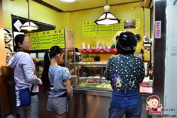 宜蘭羅東美食-阿美的店-傳統老店大份量,在地人的便當店 @民宿女王芽月-美食.旅遊.全台趴趴走