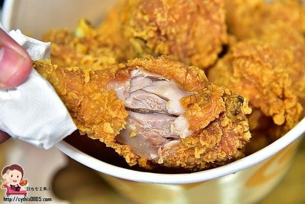 桃園平鎮美食-波斯頓美式脆皮炸雞-這家炸雞超多汁,不想等就先來電吧 @民宿女王芽月-美食.旅遊.全台趴趴走