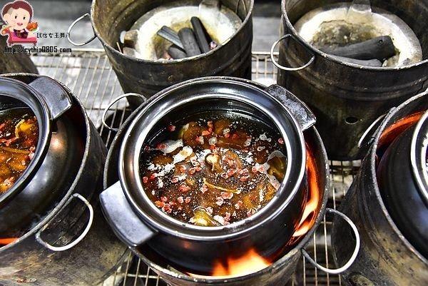 桃園八德美食-古味烘爐羊雞城-真材實料的炭火香,天氣冷就來吃這一爐(邀約) @民宿女王芽月-美食.旅遊.全台趴趴走