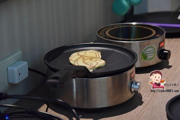 桃園中壢美食-班卡鬆餅 Pan.K.Plaza-旅行青蛙出現在鬆餅上,創意早午餐的另一種選擇 (邀約)(已結束營業) @民宿女王芽月-美食.旅遊.全台趴趴走