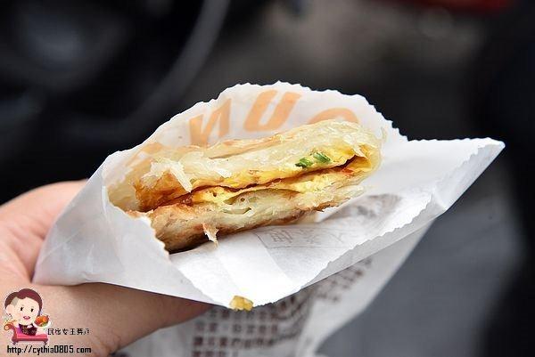 桃園平鎮美食-南平路專業蔥抓餅-20年的好味道,早餐下午茶一次搞定 @民宿女王芽月-美食.旅遊.全台趴趴走