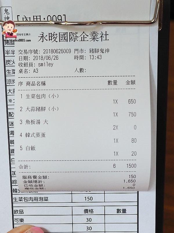台北東區美食-豬腳鬼神-對不起,因為很好吃,媽啊~我想飛去韓國了 (已結束營業) @民宿女王芽月-美食.旅遊.全台趴趴走