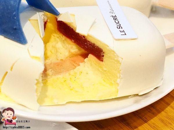 台南中西區美食-蘇格蕾法式甜點-食尚玩家強力推薦,拖鞋冰棒也太可愛了吧! @民宿女王芽月-美食.旅遊.全台趴趴走
