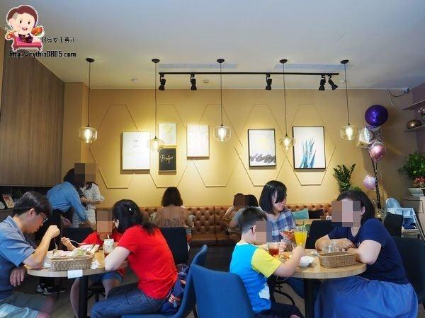 桃園區美食-為伴餐桌-武陵高中後面的精緻餐館,義大利麵夠味 @民宿女王芽月-美食.旅遊.全台趴趴走