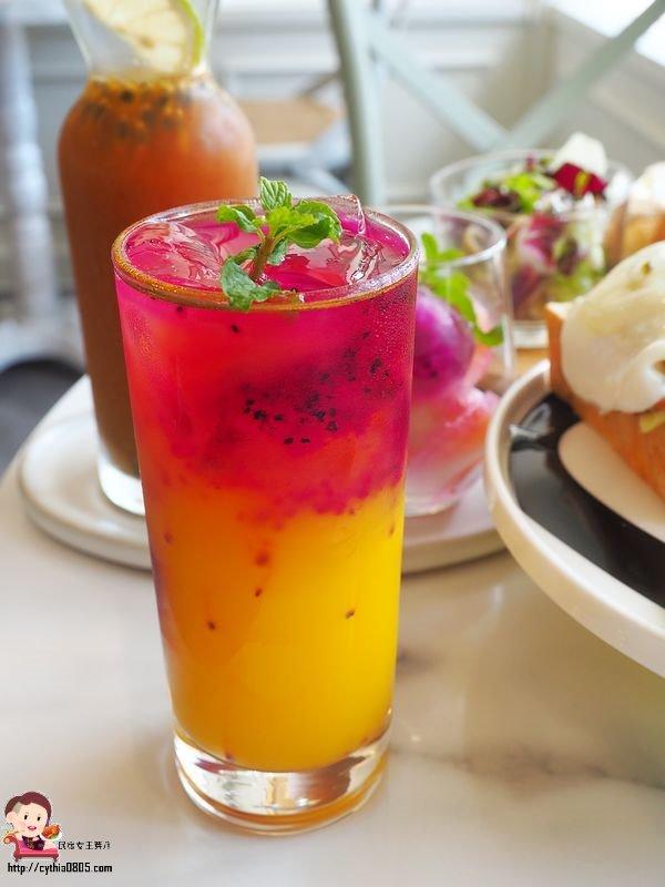 IG,Piepai Cafe',下午茶,便當蛋糕,古巴三明治,早午餐,桃園早午餐,桃園美食,甜點,芋泥,藝文特區,雙層豬牛好友堡,韓式,鮮蝦堡