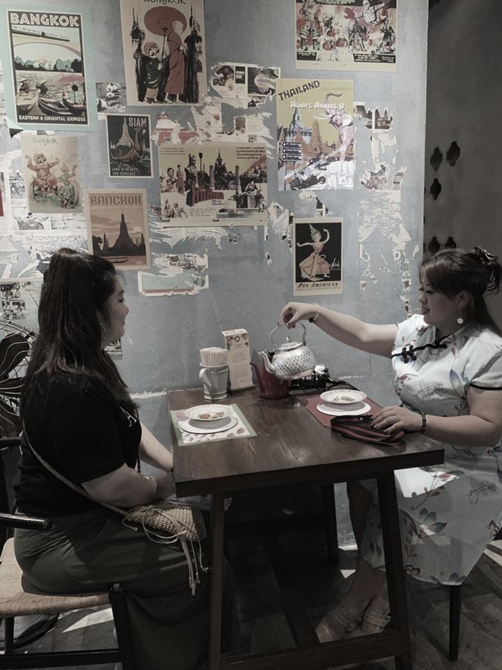 2019泰國旅遊美食-Err Urban Rustic Thai-大皇宮附近復古風餐廳,餐點好吃還有利害調酒啊~~ @民宿女王芽月-美食.旅遊.全台趴趴走