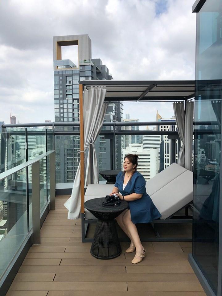 2019泰國曼谷住宿-Hyatt Regency Bangkok Sukhumvit-曼谷最新熱門住宿飯店,設施餐點一應俱全(房型.環境) @民宿女王芽月-美食.旅遊.全台趴趴走