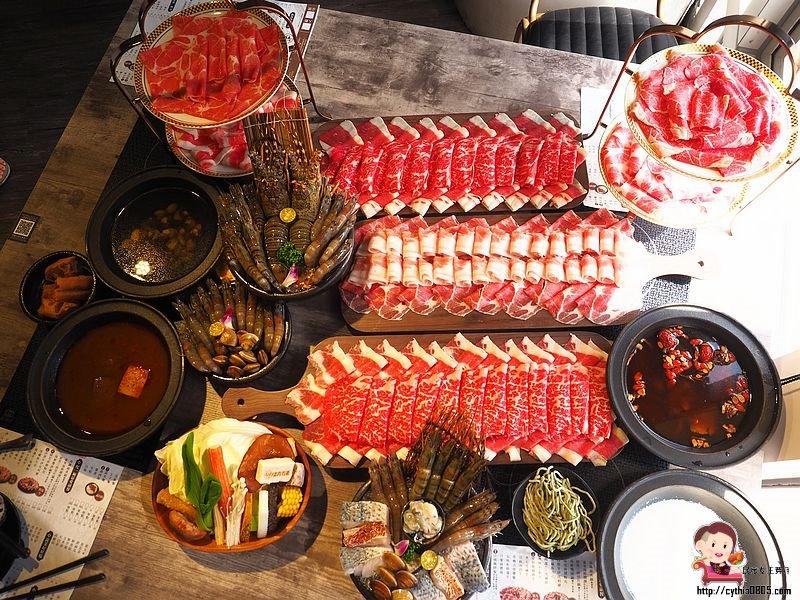 桃園中壢美食-嗑肉石鍋-再訪依舊是肉狂,這次單人套餐讓你海陸雙享受   (邀約) @民宿女王芽月-美食.旅遊.全台趴趴走