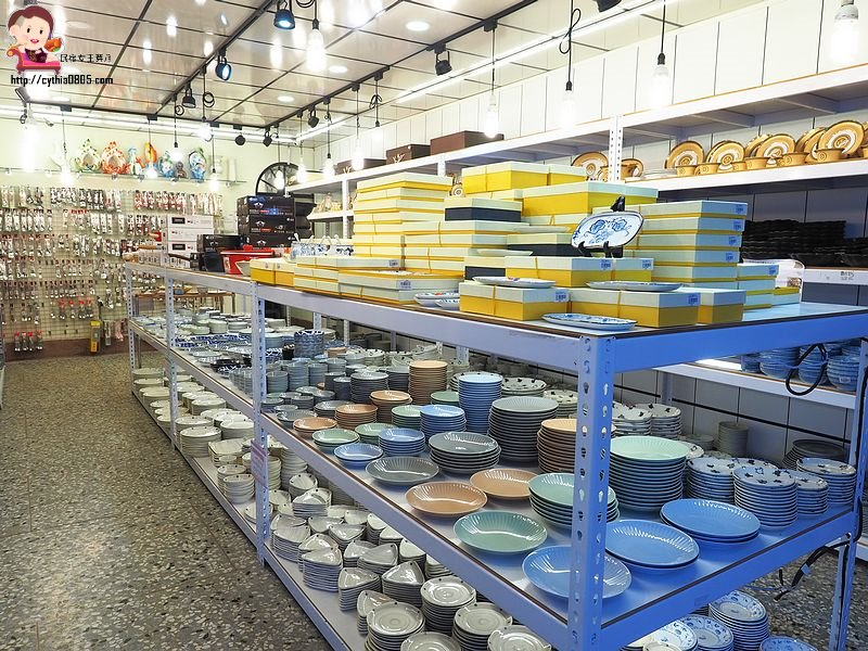 彰化採購景點-僑俐瓷器-中部超大日本瓷品批發商要來桃園啦,整個12月在台茂快閃任你挑  (邀約) @民宿女王芽月-美食.旅遊.全台趴趴走
