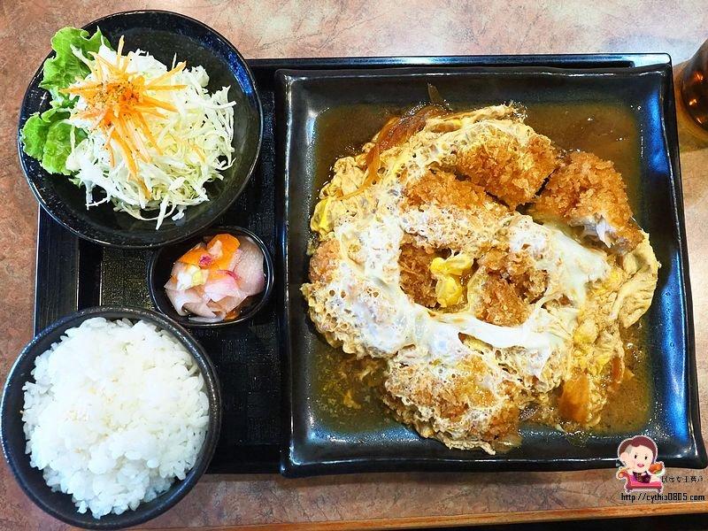 桃園IKEA美食-居和定食専門店-正統日本美食在眼前,大份量讓人意猶未盡