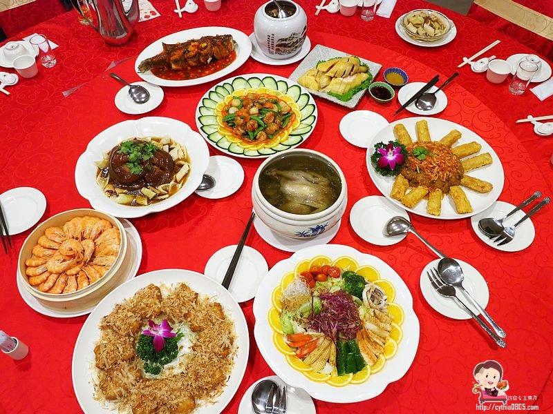 桃園龍潭-渴望會館-精緻年菜超划算,優質三牲平價又好吃,過年就選這一桌  (邀約)