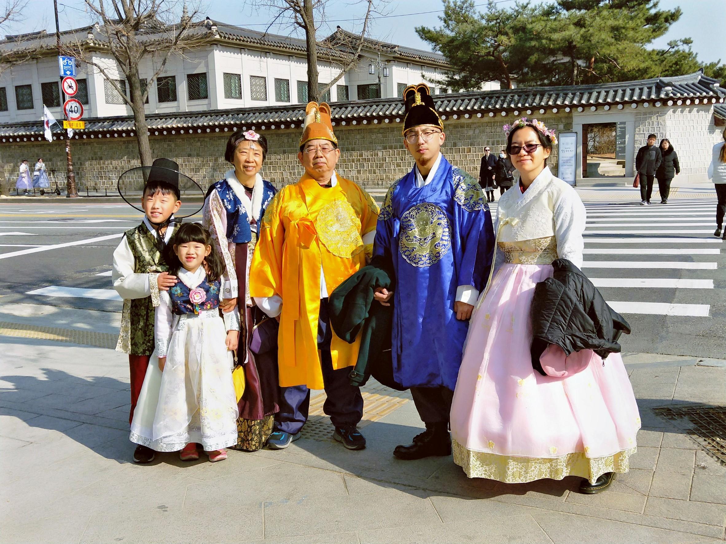 2020韓國首爾釜山自由行-西花韓服-新手任務必穿韓服,KKday購買加送兩小時