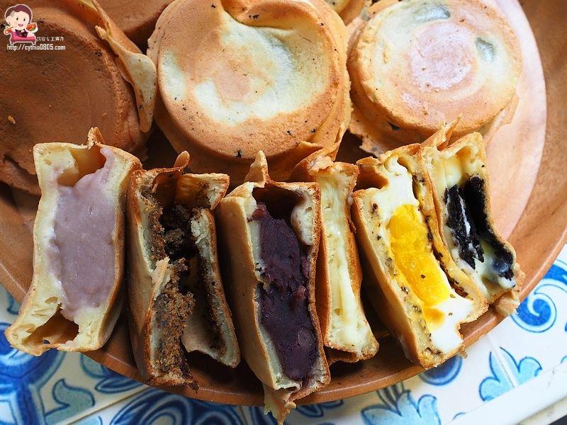 桃園中壢美食-將軍創意車輪餅-oreo餅乾加在車輪餅裡面,一顆只要10元超便宜啊   (邀約)