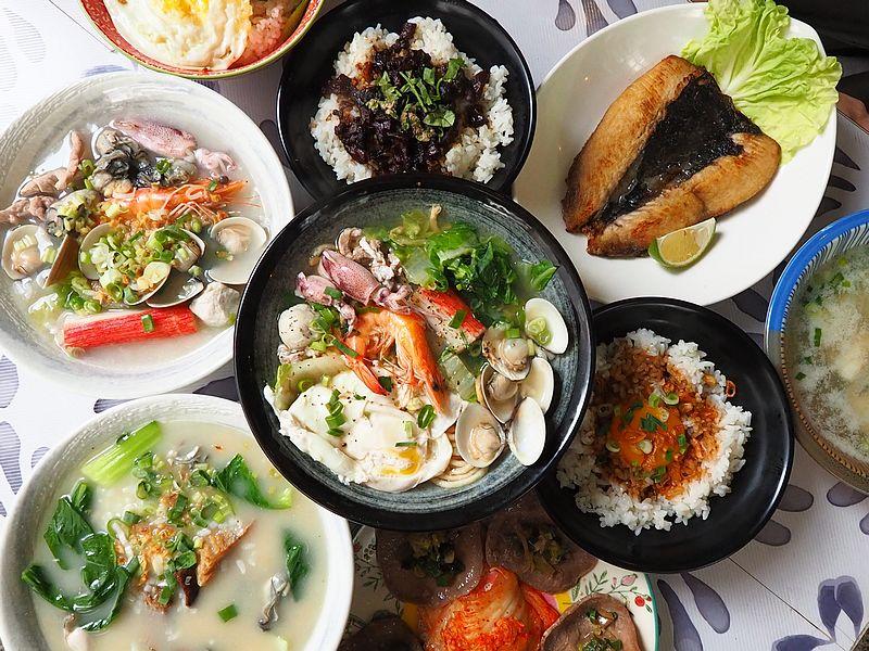 台北中山區美食-美天好食光-在台北也可以吃到正宗台南鍋燒意麵,還有石斑魚湯  (邀約)