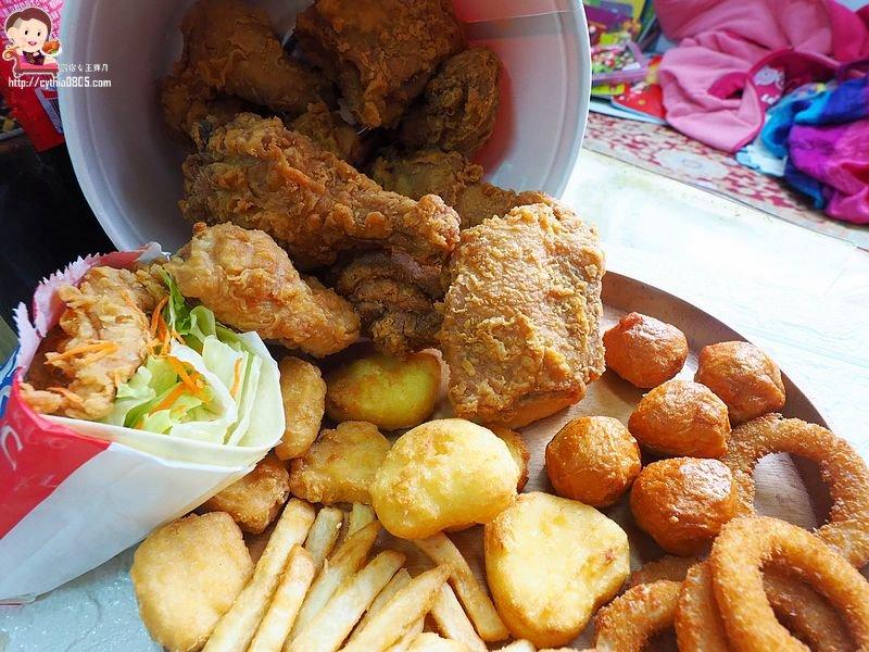9塊炸雞219元,全家餐,山仔頂美食,布丁酥,平鎮下午茶,平鎮美食,波霸脆薯,通校,麥克雞塊