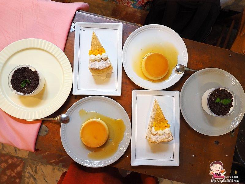 最新推播訊息:這裡有獨特的擂茶千層蛋糕,還有好喝的茶飲