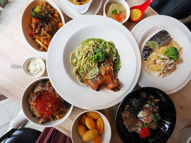 最新推播訊息:桃園君悅飯店旁,好吃的手工餐點,全日提供