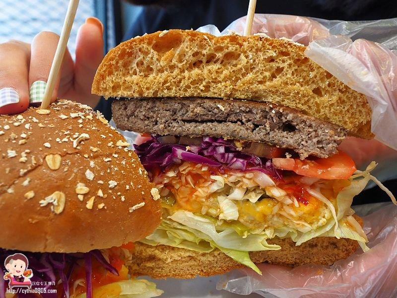 最新推播訊息:中原新開的手工漢堡店,拜託。不要亂點,我飽到眼神死