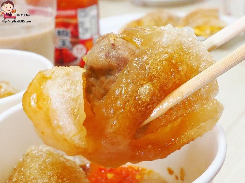 桃園大園美食-東東手工水餃蔥蔬餅-菓林郵局前低調早午餐,肉圓才是隱藏版搶手貨