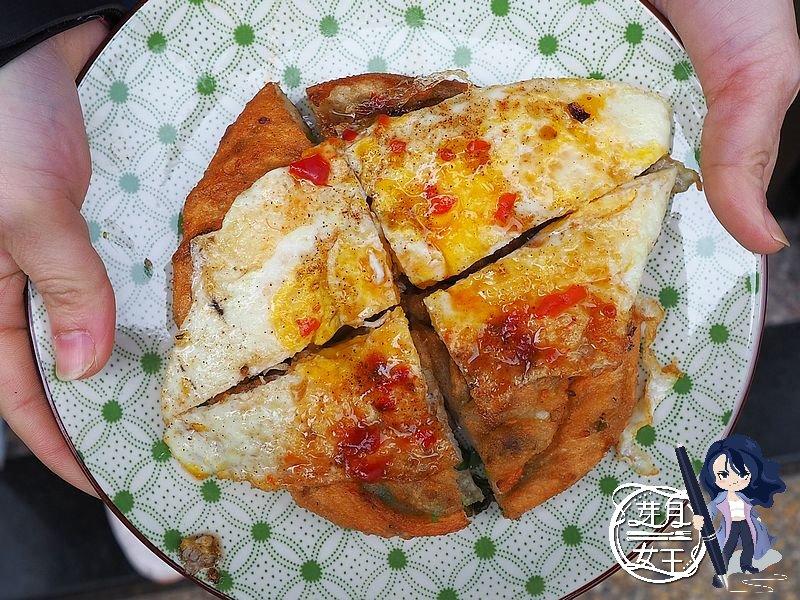 桃園中壢美食-九萬蔥油餅-馬祖來的美味小吃有吸引,牛肉麵只要100元也太划算了