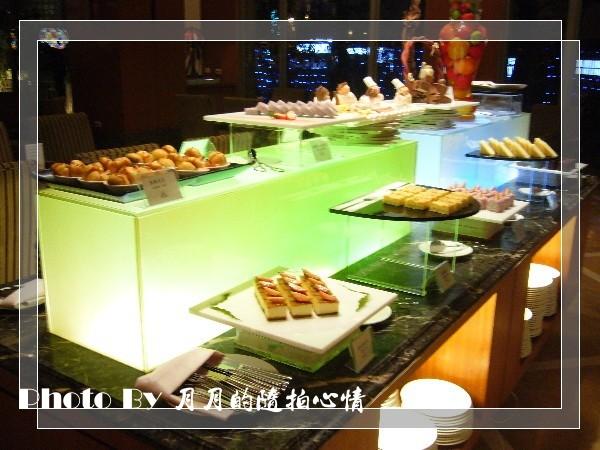 中壢-古華飯店-繽紛西餐廳(下) @民宿女王芽月-美食.旅遊.全台趴趴走