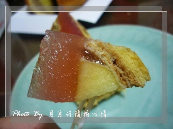 試吃-元樂年輪蛋糕(紅石榴) @民宿女王芽月-美食.旅遊.全台趴趴走
