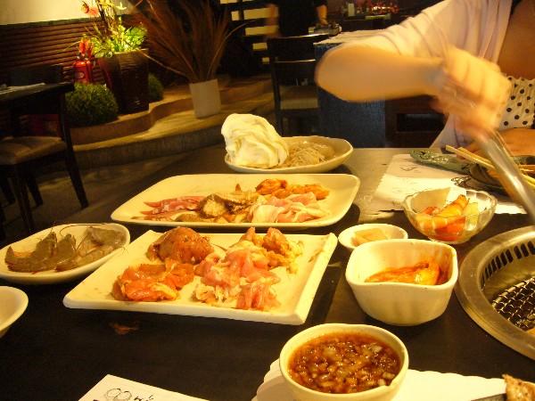 2007.7.14 石頭燒烤(台南店) @民宿女王芽月-美食.旅遊.全台趴趴走
