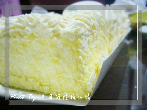 瘋體驗-康森洋果子蛋糕–義式奶油新口感~ @民宿女王芽月-美食.旅遊.全台趴趴走