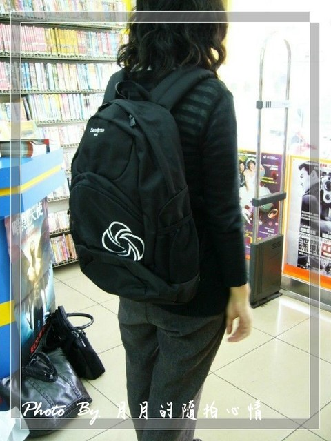 好物-Samsonite電腦後背包-一起來做個瀟灑的都會遊俠 @民宿女王芽月-美食.旅遊.全台趴趴走
