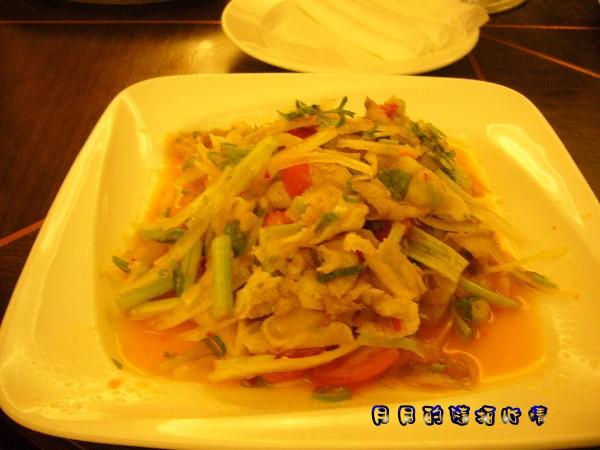 台南-大億麗緻-Sawatdee Thai泰式餐廳 @民宿女王芽月-美食.旅遊.全台趴趴走