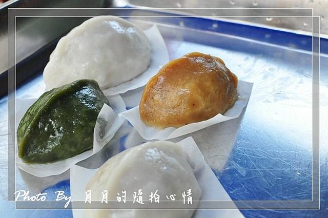 新竹北埔-秀汶水菜包-蘿蔔絲菜包好吃! @民宿女王芽月-美食.旅遊.全台趴趴走