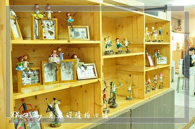 三義-札木工坊木雕DIY–小四的另類藝術天分被挖掘了 @民宿女王芽月-美食.旅遊.全台趴趴走