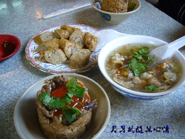 桃園-大溪-百年油飯 @民宿女王芽月-美食.旅遊.全台趴趴走