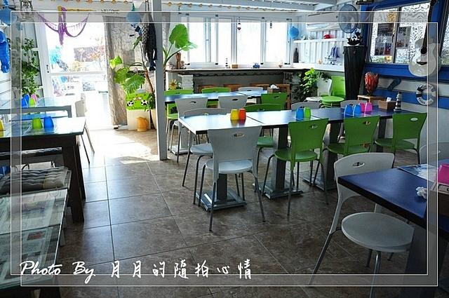 墾丁-沙灘小酒館-美味法式料理,原來就在這裡! @民宿女王芽月-美食.旅遊.全台趴趴走