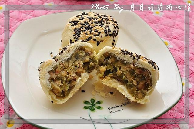 試吃-樂天市場新純香-口味特別的香蘭酥 @民宿女王芽月-美食.旅遊.全台趴趴走