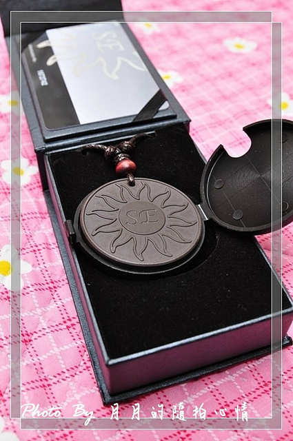 eCowsay-韓國SE墜飾+磁力項圈-小四送的新年禮物 @民宿女王芽月-美食.旅遊.全台趴趴走