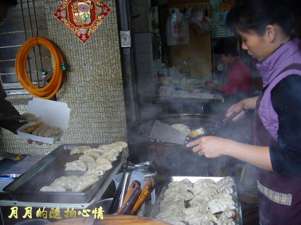 台南-南園街鍋貼 @民宿女王芽月-美食.旅遊.全台趴趴走
